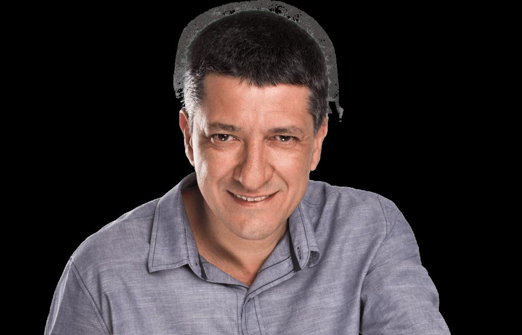 Paulo Vilela, fotógrafo   Foto: Divulgação
