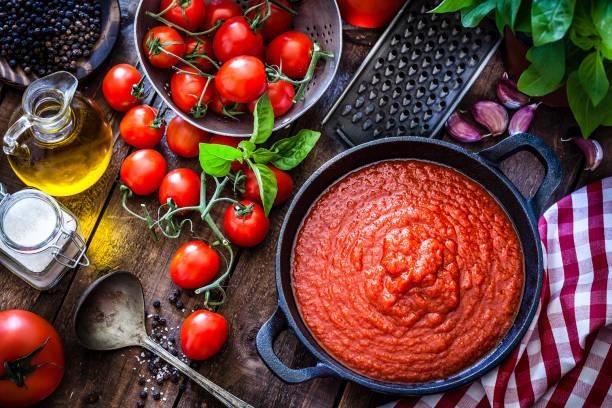 Molho de tomate | Foto: iStock