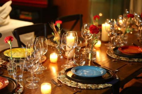 Table décor | Foto: Rafael Cautella
