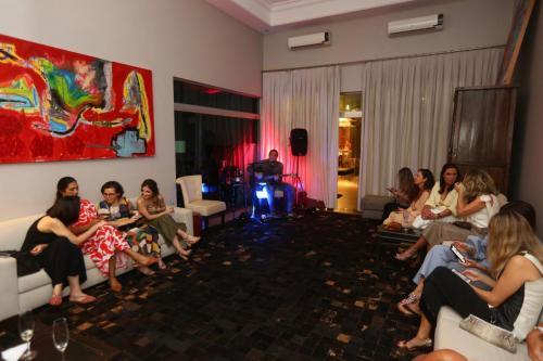 1º Art, Music and Dinner Experience | Foto: Rafael Cautella