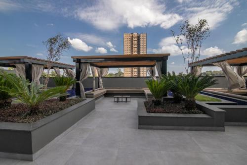 Vista do lounge relax   Foto: divulgação