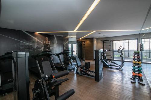 Estação fitness   Foto: divulgação