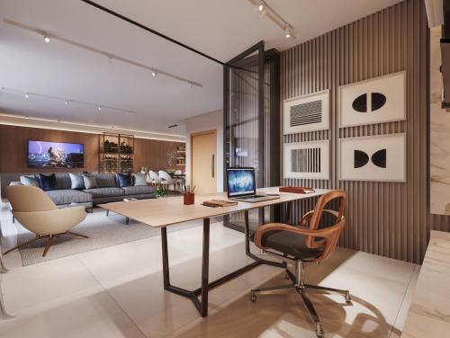 Home Office | Imagem: Divulgação