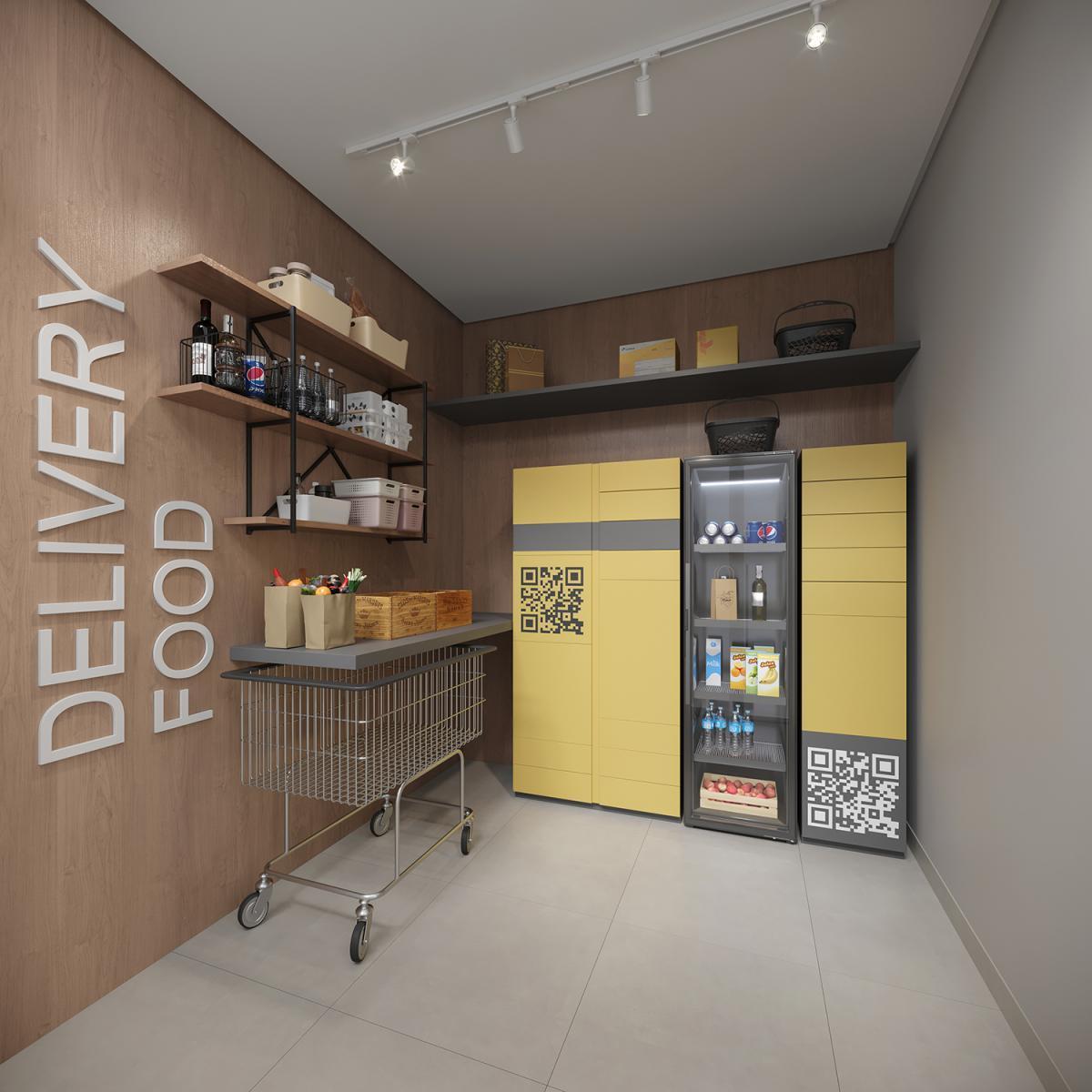 Delivery Food | Imagem: Divulgação