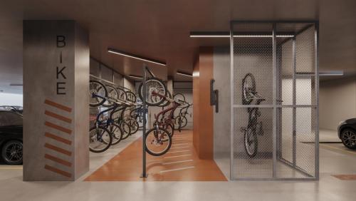 Bike Garage | Imagem: Divulgação