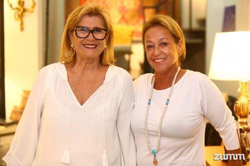 Marcia freire Monteiro e Ana Cecília Nehemy