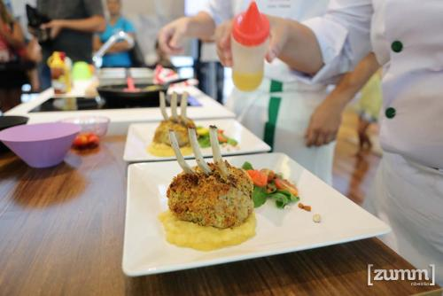 1ª Competição Gastronômica