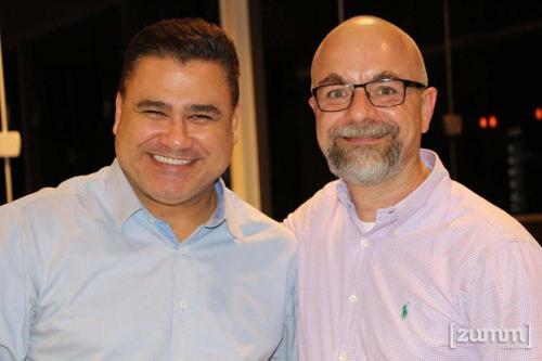 Clayton Lima e Thomaz Romero