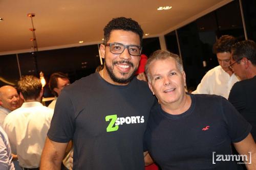 Marcos Santos e Marco Aranda
