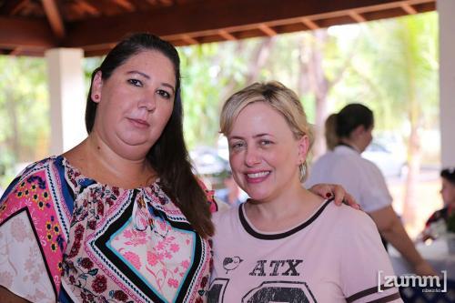 Alexandra Lima e Marcia Passetto