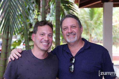 Dr. Euclides Passetto e Dr. Luis Mario Labadessa