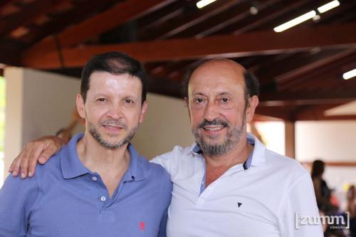 Dr. Rino Raposo e Dr Aloisio Abud