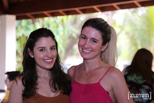 Laura Riani e Denise Engracia