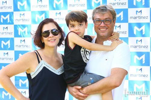 Daniele Silveira, Henrique e Alexandre Silveira