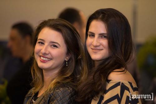 Rafaella Purgato e Ana Runner