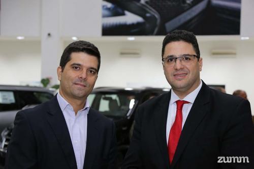 Daniel Figeiredo e Augusto Canassa