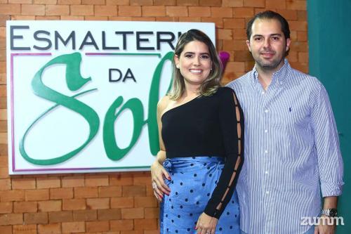 Guilherme e Ana Paula Munia