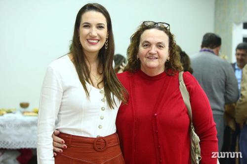 Jerusa e Ana Zanato