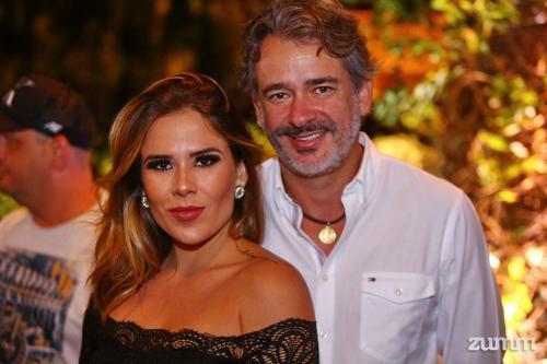 Jessica Dias e Marcos Lacerda