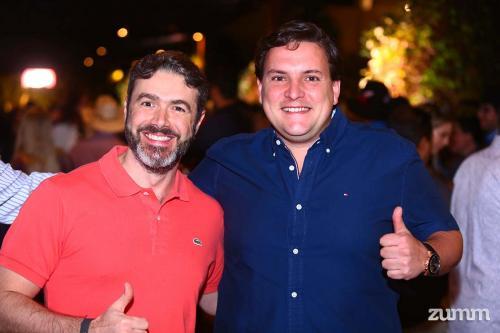 Jose Renato e Franklin Barros