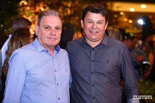 MArcos Frateschi e  Eduardo Ferrari Batista de Santana
