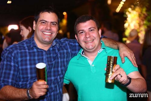 Rafael Benedini e Felipe Carvalho