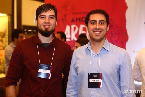 Arthur Godoi e Thiago Campaz