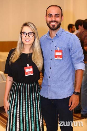 Mariela Ribeiro e Elias Corral