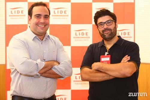 Victor Bernudes e Pedro Eugenio