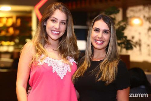 Bebela Rodrigues e Iara Picolli