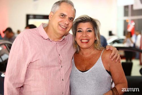 Paulo Piçarro e Simone Mardegan
