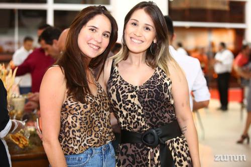 Thais Negri e Fernanda Cardoso