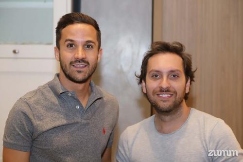 Bruno Castanhari e Bruno Ortega