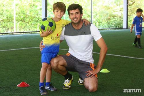 Enrico e Luiz Carlos Martins