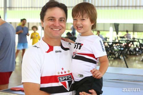 Fábio e João Francisco Junqueira
