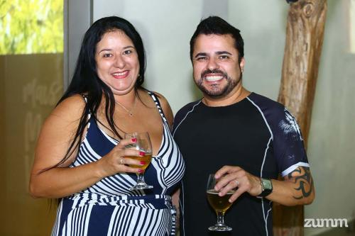 Elisa Silva e Henrique Silva