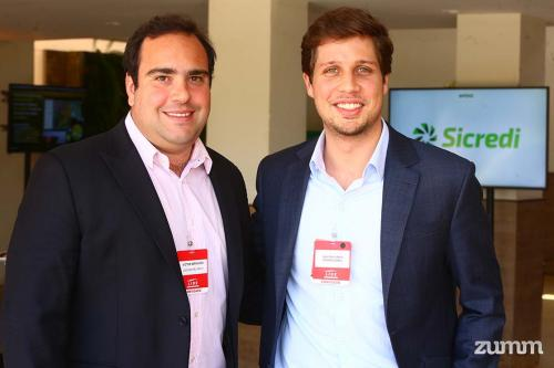 Victor Bernudes e João Doria Neto