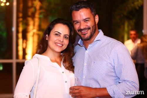 Nayla e Gustavo Morceli