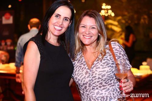 Patricia Canha e Patricia Rensi