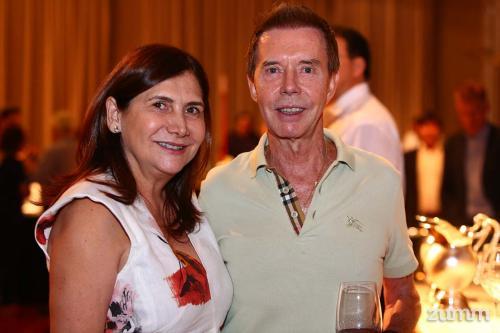 Sonia e Antônio Carlos Berlofa