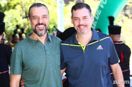 Luciano Mega e Ricardo Oliveira