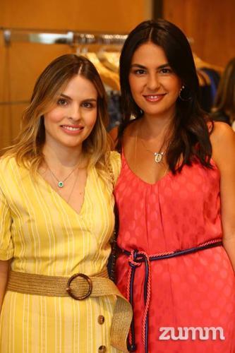 Paula Junqueira Selegatto e Sofia Junqueira de Brito Pereira