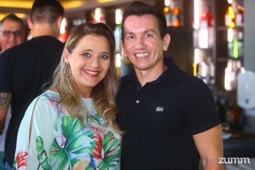 Danielle e Tom Osório