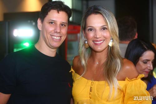 Renato Garcia e Marília Galhardo