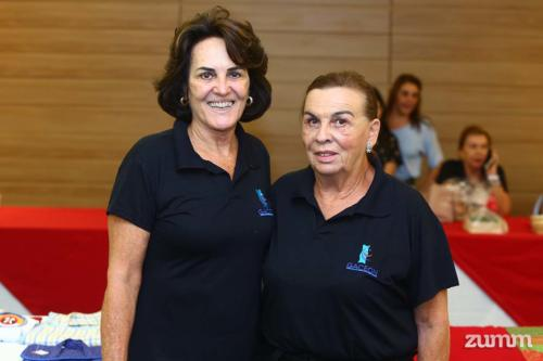 Lu Pagano e Helena Vinholis