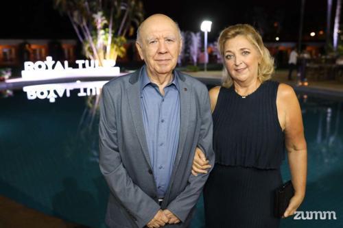 José e Adriana Cury