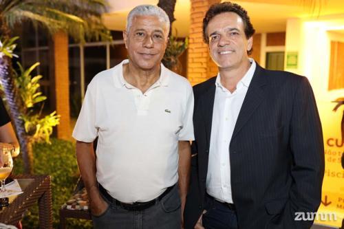 Valter do Santos e José Gonçalves Neto