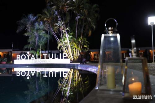 Inauguração da marca de luxo Royal Tulip
