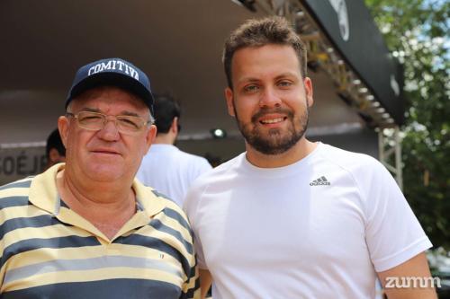 Osvaldo e Arthur Moraes