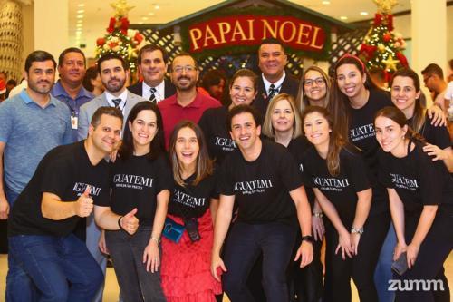 Equipe Shopping Iguatemi